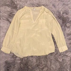 Gorgeous Joie silk blouse!